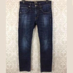 Hudson Blake slim straight jeans